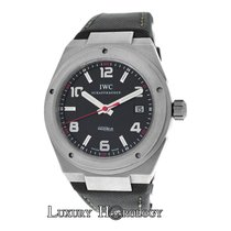 IWC Women's watch Ingenieur AMG 42mm Automatic pre-owned Watch with original box and original papers