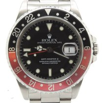 Rolex GMT-Master II Coke Ref. 16710 Perfect Conditions