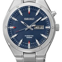 Seiko Herren Kinetic SMY149P1 100M 43mm