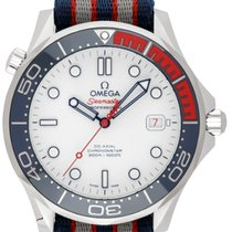 Omega Seamaster Diver 300M Co-Axial 41mm Commander's Watch LE