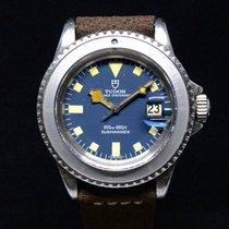 Tudor Submariner Date Snowflake Circa 1974