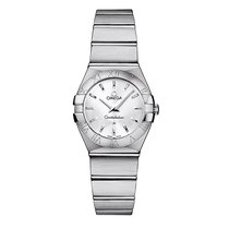Omega Constellation Quartz 123.10.24.60.02.001
