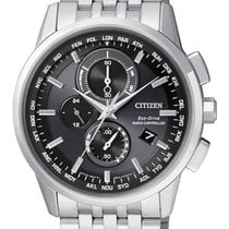 Citizen AT8110-61E CITIZEN H804 Radiocontrollato 43mm.Acciaio/Nero new