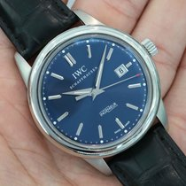 "IWC Vintage Ingenieur ""laureus Sport"" Blue Limited Edition..."