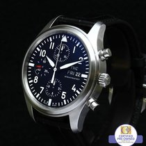 IWC Fliegeruhr Pilot Chronograph IW371704 MSRP  $ 6,500.00