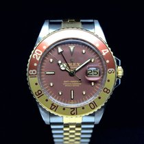 "Rolex 1675 ""Rootbeer"" with service papers"