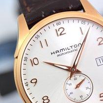 Hamilton Jazzmaster Maestro Steel 40mm Silver Arabic numerals