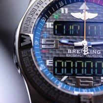 Breitling B55 Exospace Yachting Titanium - Carbon  #EB5512221B1S1
