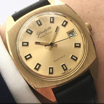 GUB Glashütte 36mm Automatic pre-owned Gold