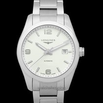 Longines Steel 40mm Automatic L2.785.4.76.6 new United States of America, California, San Mateo