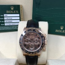 Rolex Chronograph 40mm Automatic 2013 pre-owned Daytona Brown