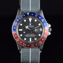 Rolex 1675 Ατσάλι 1978 GMT-Master 40mm μεταχειρισμένο