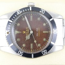 Rolex 5508 Staal 1959 Submariner (No Date) tweedehands