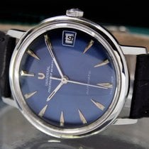 Universal Genève Steel 33mm Automatic Polerouter pre-owned United States of America, Utah, Draper
