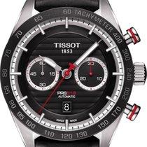 Tissot PRS 516 Ocel 45mm Černá Bez čísel