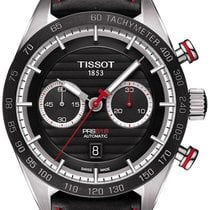 Tissot PRS 516 Steel 45mm Black No numerals