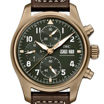 IWC Bronze Automatic Black 41mm new Pilot Mark