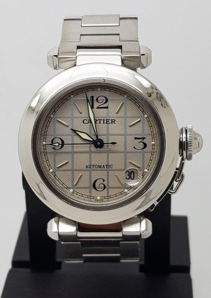 fc6fa63dc2441 Montres Cartier sur Chrono24