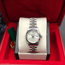 Rolex Oyster Perpetual Lady Date Steel 26mm Silver United States of America, California, San Diego