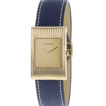 Boucheron Yellow gold 36mm Quartz Reflet pre-owned