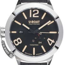 U-Boat Steel 45mm Automatic 9006 new