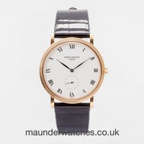 Patek Philippe Calatrava Yellow gold 33mm White Roman numerals United Kingdom, Guildford,Surrey