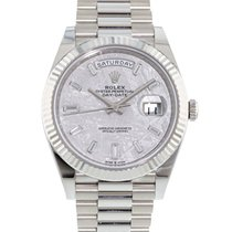 Rolex Day-Date 40 White gold 40mm United States of America, Georgia, Atlanta