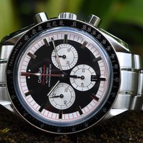 Omega Speedmaster Steel 42mm Black United States of America, Hawaii, Honolulu