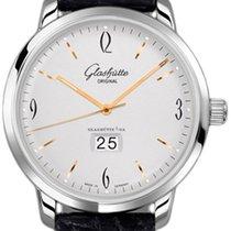 Glashütte Original Sixties Panorama Date new 2019 Automatic Watch with original box and original papers 39-47-01-02-04