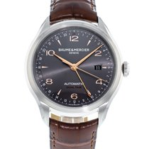 Baume & Mercier Clifton MOA10111 2010 pre-owned