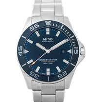 Mido Ocean Star M026.608.11.041.00 new