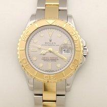 Rolex Yacht-Master 169623 stahl gold Automatik 2001 gebraucht