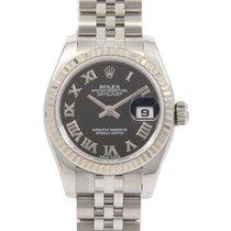 Rolex Lady-Datejust 26mm Noir