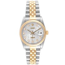 Rolex Lady-Datejust 78273 Very good Steel 31mm Automatic