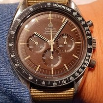 Omega Speedmaster Professional Moonwatch Acero 42mm Marrón Sin cifras España, Barcelona