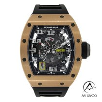 Richard Mille RM 030 Titanium 42mm Doorzichtig Arabisch