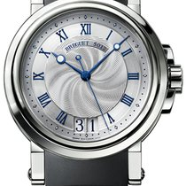 Breguet Marine Steel 39mm Silver United States of America, New York, Airmont
