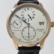 Glashütte Original Senator Chronometer Regulator Rose gold