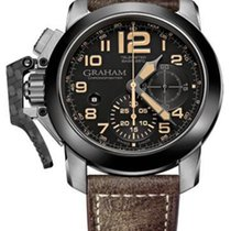 Graham Chronofighter Steel  Sahara