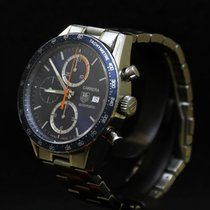 豪雅 (TAG Heuer) - Carrera Calibre 16 Chronograph  NO RESERVE PRICE