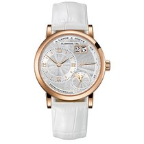 A. Lange & Söhne Little Lange 1 182.030 Nuovo Oro rosa 36.8mm Manuale