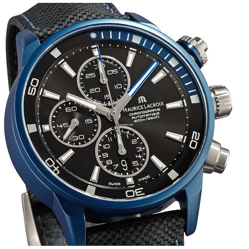 Maurice Lacroix Pontos S Extreme All Prices For Maurice Lacroix