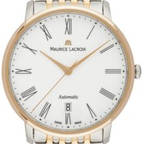 Maurice Lacroix Les Classiques Tradition nieuw 38,00mm Goud/Staal