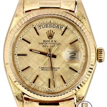 Rolex 1972 Rolex Day-Date President 36mm 1803 18K Yellow Gold...