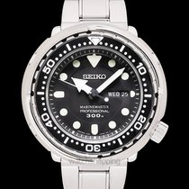 Seiko Steel 47.7mm Quartz SBBN031 new United States of America, California, San Mateo