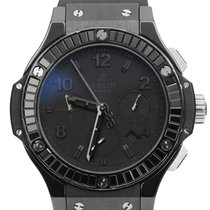 휘블로 Big Bang all black 44 mm 301.CD.134.RX.190