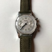 Gallet Steel 34mm Manual winding pre-owned