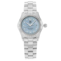 TAG Heuer Aquaracer Lady Steel 27mm Mother of pearl Arabic numerals United States of America, New York, New York