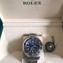 Rolex Sea-Dweller Deepsea D-blue - New Jamais porte - boite...