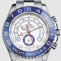 Rolex Yacht-Master II neu 44mm Stahl